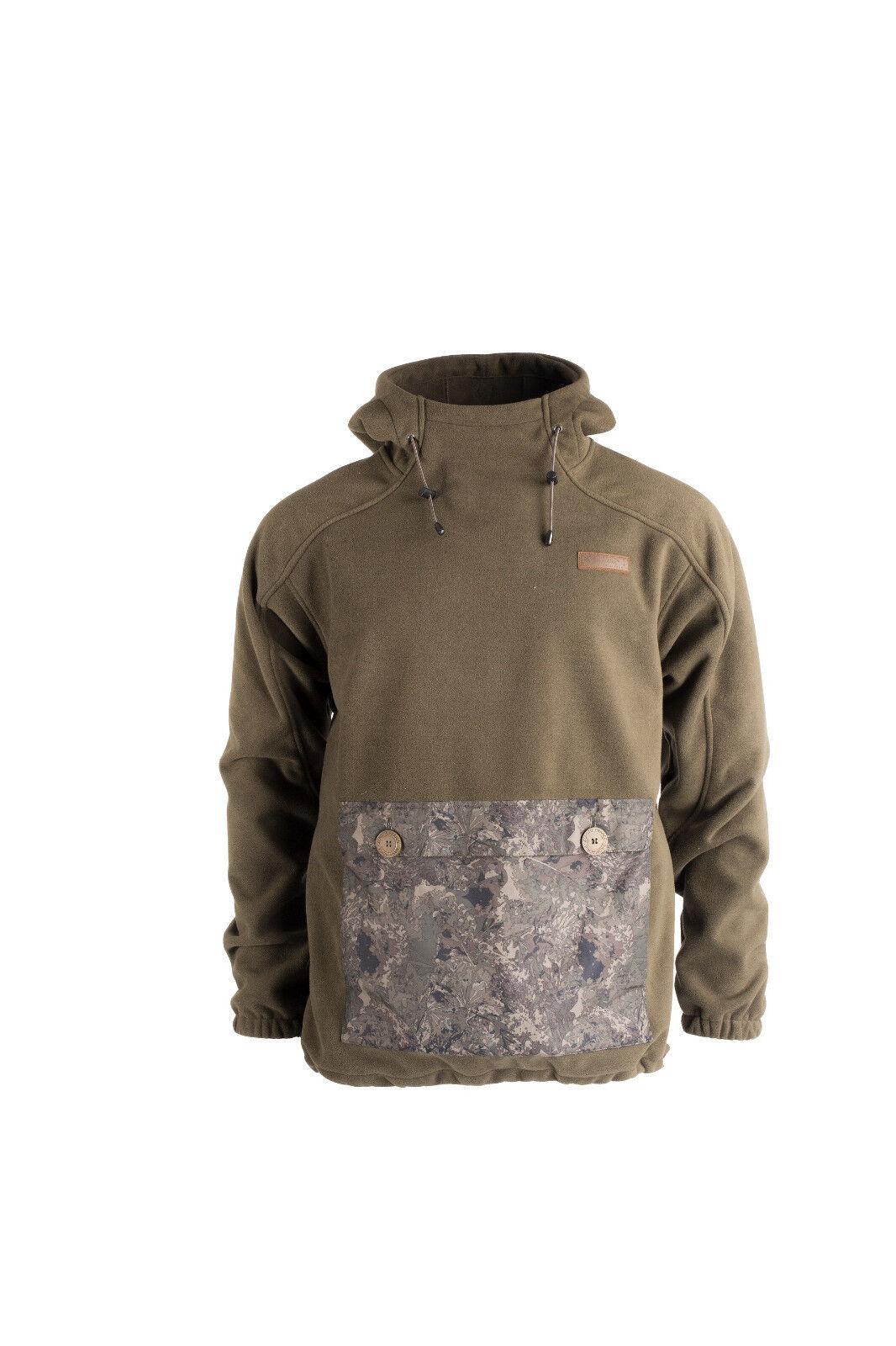 Nash ZT Husky Husky ZT Fleece Hoody Pullover Pulli Angelpullover Hoodie 9516b6
