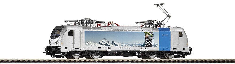 Piko 51573  e-Lok br 187 railpool BLS