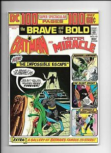 The-Brave-And-The-Bold-112-May-1974-Batman-Mister-Miracle
