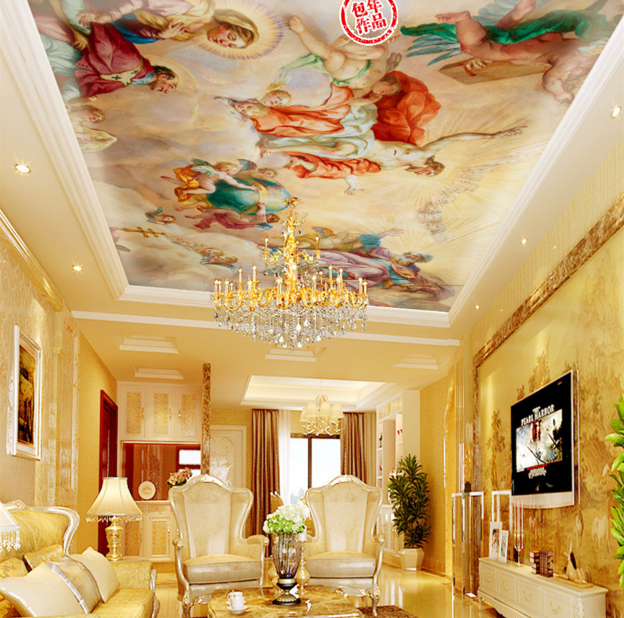 3D European Oil Painting 7853 Wall Paper Wall Print Decal Wall Deco AJ WALLPAPER