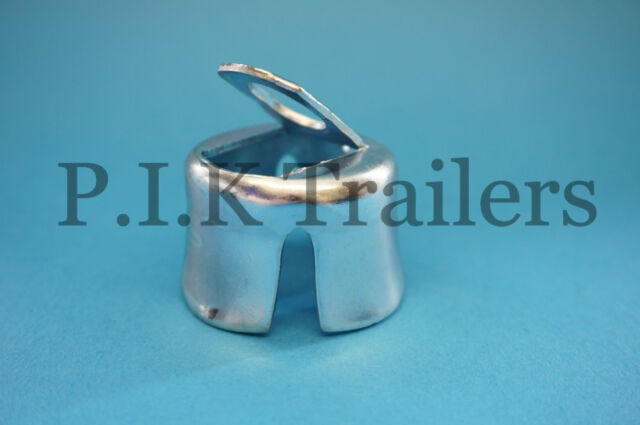 FREE P&P* Metal Plug Holder for 7 Pin 12N 12S Trailer & Caravan Plugs     #1