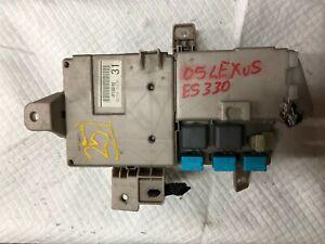 2005 lexus es 330 fuse box 2005 lexus es330 fuse relay box 82730 33230 oem  251  ebay  2005 lexus es330 fuse relay box 82730