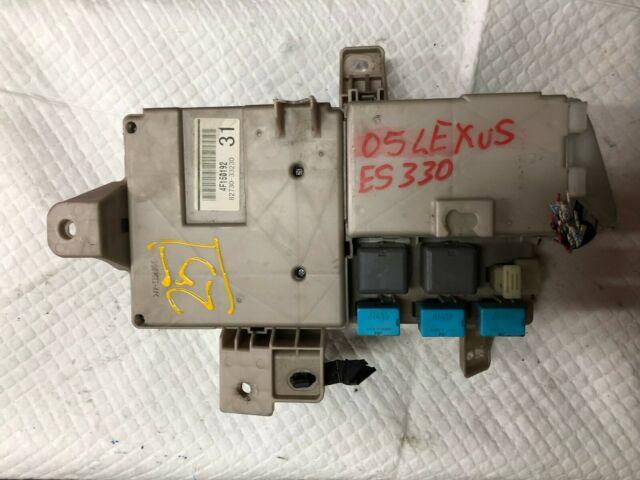 [DIAGRAM_5UK]  2005 LEXUS ES330 FUSE RELAY BOX 82730-33230 OEM (251) | eBay | Lexus Es330 Fuse Box |  | eBay
