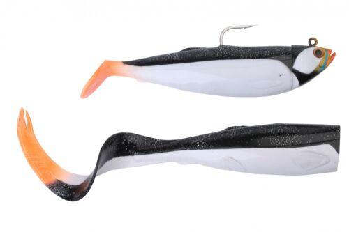 Savage Gear Cutbait Herring Gummifische Meeresköder für Dorch und Heilbutt