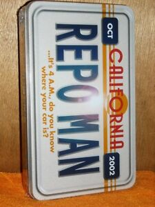 Repo-Man-DVD-CD-2000-2-Disc-Limited-Edtn-Emilio-Estevez-Harry-Dean-Stanton