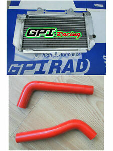 aluminum-radiator-RED-HOSE-Yamaha-YFZ450-YFZ-450-YFZ450-2003-2008-2004-2005