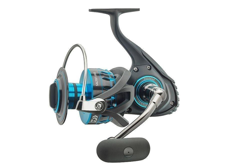 DAIWA SALTIST Spinning Reel - All Größes : 6500 4000 5000 6500 : / Sea Fishing f833a5