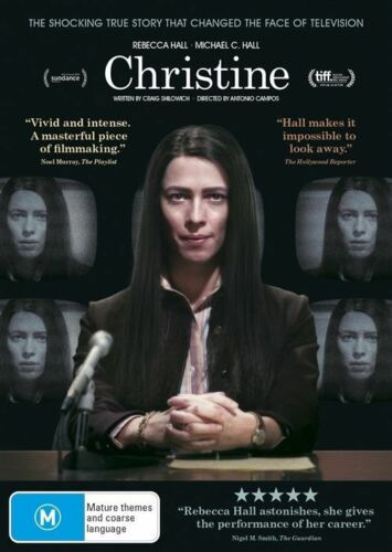 1 of 1 - Christine (2016) NEW R4 DVD