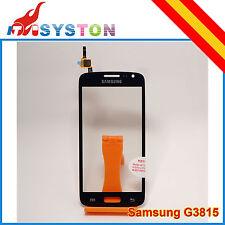 Pantalla Tactil para Samsung Galaxy Express 2 G3815 Negro Tactil  Azul Oscuro