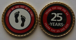 """Alcoholics Anonymous 9 Year Native American Rope Edge Sobriety Coin Chip 1 3//4/"""""""