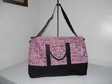 Victoria's Secret Love Angel Weekend LG Duffle Bag