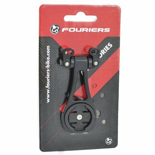 FOURIERS HA-S022-4CA Adust Stem Mount Holder Front Cap For GARMIN Edge Gopro