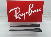 Authentic Rayban Rb Rx 6215 Replacement Temple (arm) Tips Grey Eye Glasses