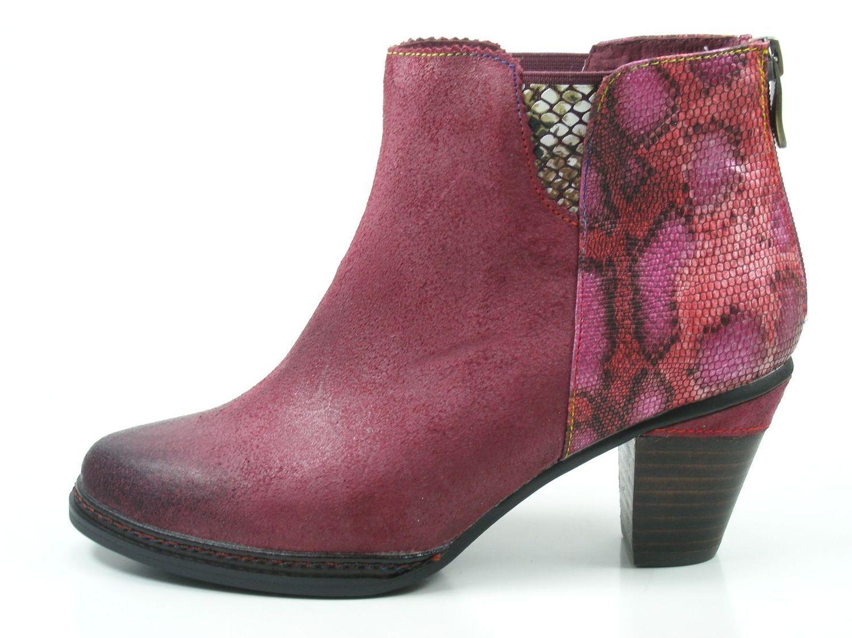 Laura vita sl2131-33 Agathe 33 zapatos zapatos zapatos señora botines tobillo d183c0