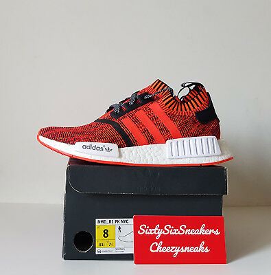 cheap for discount 9f91d 38aee Adidas NMD Red Apple NYC 56/200 8US 7,5UK 41 1/3EU New DS | eBay