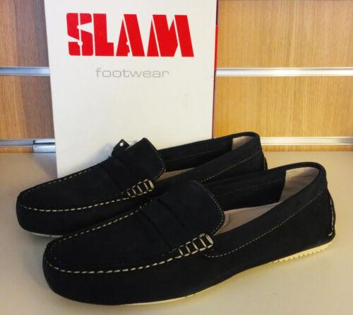 Shoe Mocassini Prix Scarpe S151018s00 Grand Slam Blu Uomo pqx5f