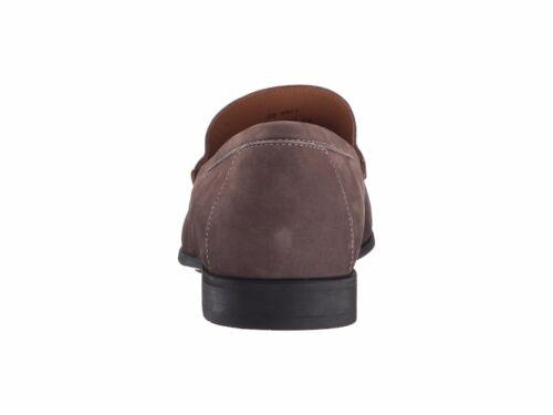 Johnston /& Murphy Men/'s Cresswell Venetian Gray Nubuck Loafer