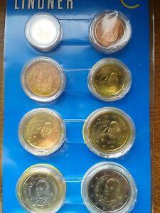 espagne 2012 série 8 pièces neuves soos capsules