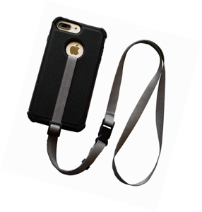 quality design 3583f cbca7 Details about foneleash 3 in 1 Universal Cell Phone Lanyard Neck Wrist and  Hand Strap Tether (