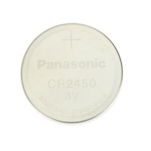 1Pc-3V-Battery-For-Panasonic-CR2450-2-4cm-0-5cm-Battery-Button-Cell-Coin-CAWG