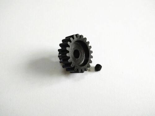 Harden Steel Motor Gear 19 T M1 Pour Traxxas XMAXX X-MAXX 6 S 8 S 5 mm trou du milieu