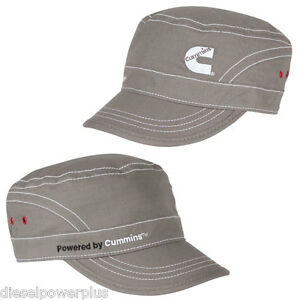 5328899aa8e cummins dodge ball cap hat diesel womens military fitted low profile ...