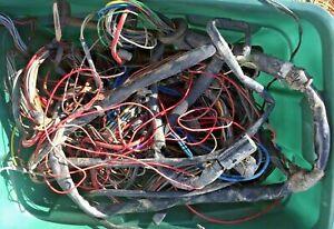72 Porsche 914 Arnés de cableado completo Casi Completo | eBay | Porsche 914 Wiring Harness |  | eBay