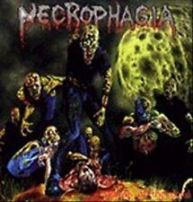 Necrophagia-Season of the Dead  (UK IMPORT)  CD NEW