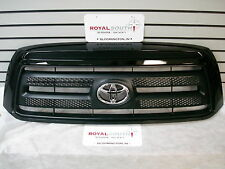 Toyota Tundra Rock Warrior Painted Black 202 Grille Genuine OE OEM