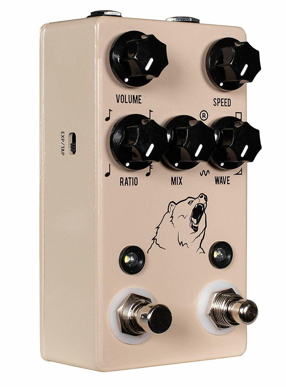 JHS Kodiak Tremolo guitar effect pedal New