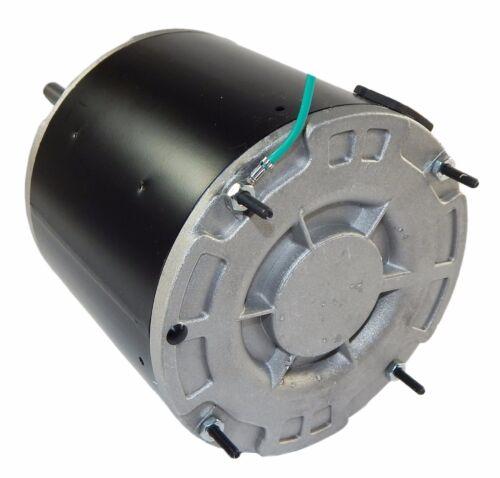 """1//3 hp1075 RPM 48 Frame 208-230V 5 5//8/"""" Diameter Condenser Fan Motor # EM3729"""