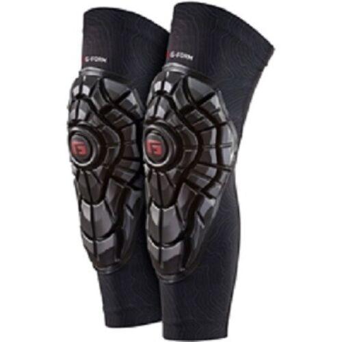 TOPO Noir Extra Large G-FORM ELITE Knee Guards KP0302366-02