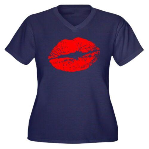 CafePress Plus Size T Shirt Women/'s Plus Size V-Neck Dark T-Shirt 1786238348
