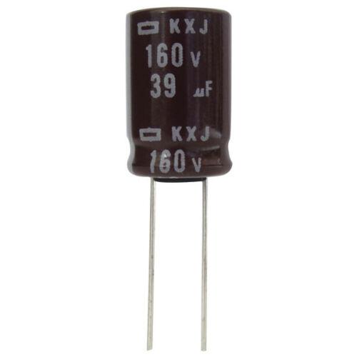 EKXJ501ELL100MJ30S NCC 10uF 500V 105 ° C in miniatura lunga vita Radiale Elettrolitico