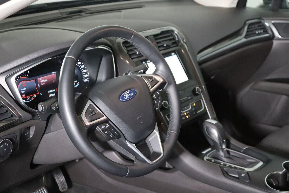 Ford Mondeo 1,5 EcoBoost Titanium stc. aut. - billede 5