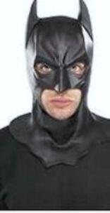 Batman-Dark-Knight-Movie-Adult-Full-Mask-Costume-DC-Comics-Licensed-Halloween