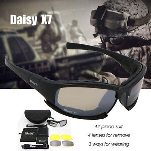 d4af0359027 Image is loading Daisy-Polarized-X7-Army-Sunglasses-4-Lens-Kit-