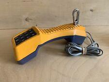 Fluke Networks 19800009 Ts19 Telephone Test Set Yellow