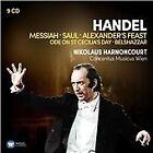 George Frederick Handel - Handel: Messiah; Saul; Alexander's Feast (2016)