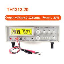 Audio Sweep Signal Generator Speaker Tester Frequency Meter 20hz 20khz 11000