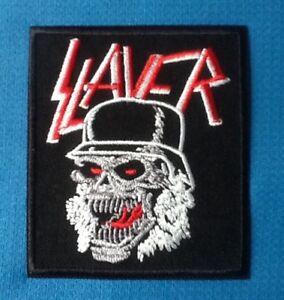 SLAYER-SKELETON-THRASH-METAL-BAND-HEAVY-MUSIC-ROCK-SEW-ON-IRON-ON-PATCH-BADGE