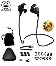 Bluetooth Earphone 100% Original QY7 Wireless  4.1 Stereo Headphone -Black