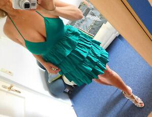 Beach Strand Kleid Strandkleid Neckholder Volantkleid H&M ...