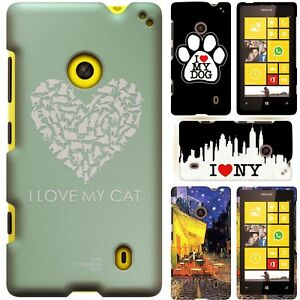 Details about Hard Protective PC Bumper Cover Snap On Phone Cover Case for  Nokia Lumia 521