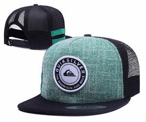 2019-Australie-Surf-Skateboard-Summer-Beach-Mesh-Hat-Hip-Hop-hat-Quiksilver-Cap