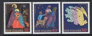 1985-New-Zealand-Christmas-Unmounted-Mint-Stamp-Set-UK-Seller