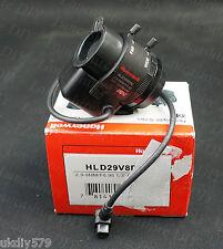 "Honeywell Day/Night Varifocal Lens 2.9-8mm F0.95 1/3"" HLD29V8DNL (A466)"