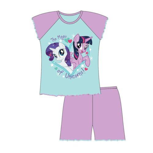 Boys Girls Kids Baby Toddler Teenage Character Short Pyjamas pjs 1,5-12 Years