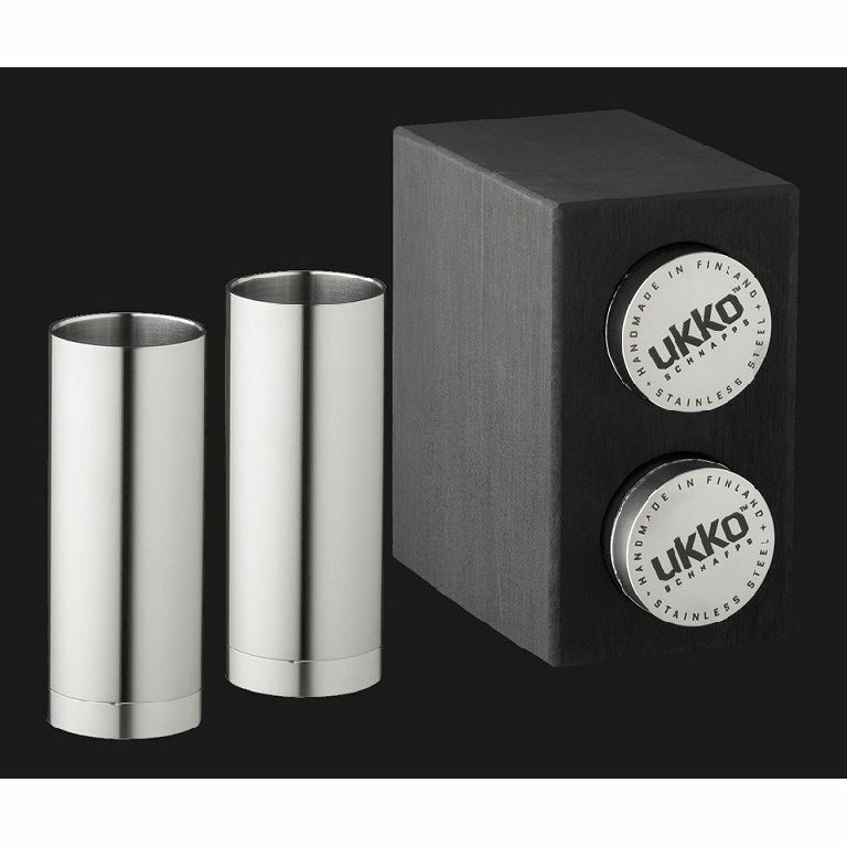 UKKO SCHNAPPS - - - UKKO KOIVU 2 - Exklusive Schnappsgläser aus Edelstahl | Schnelle Lieferung  aa3520
