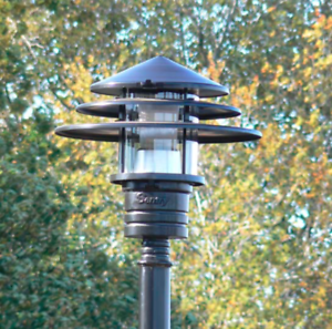 Details About Vintage Street Light Pole Lamp Flushing Meadows New York Led